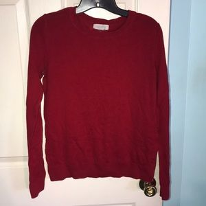 Forever 21 Red Sweater!